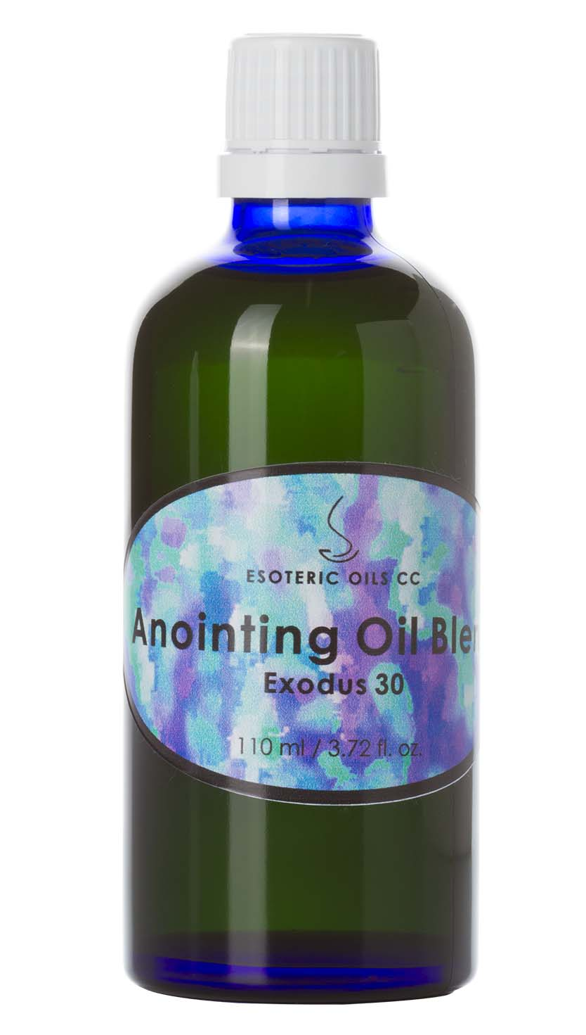 Exodus 30 Anointing Oil