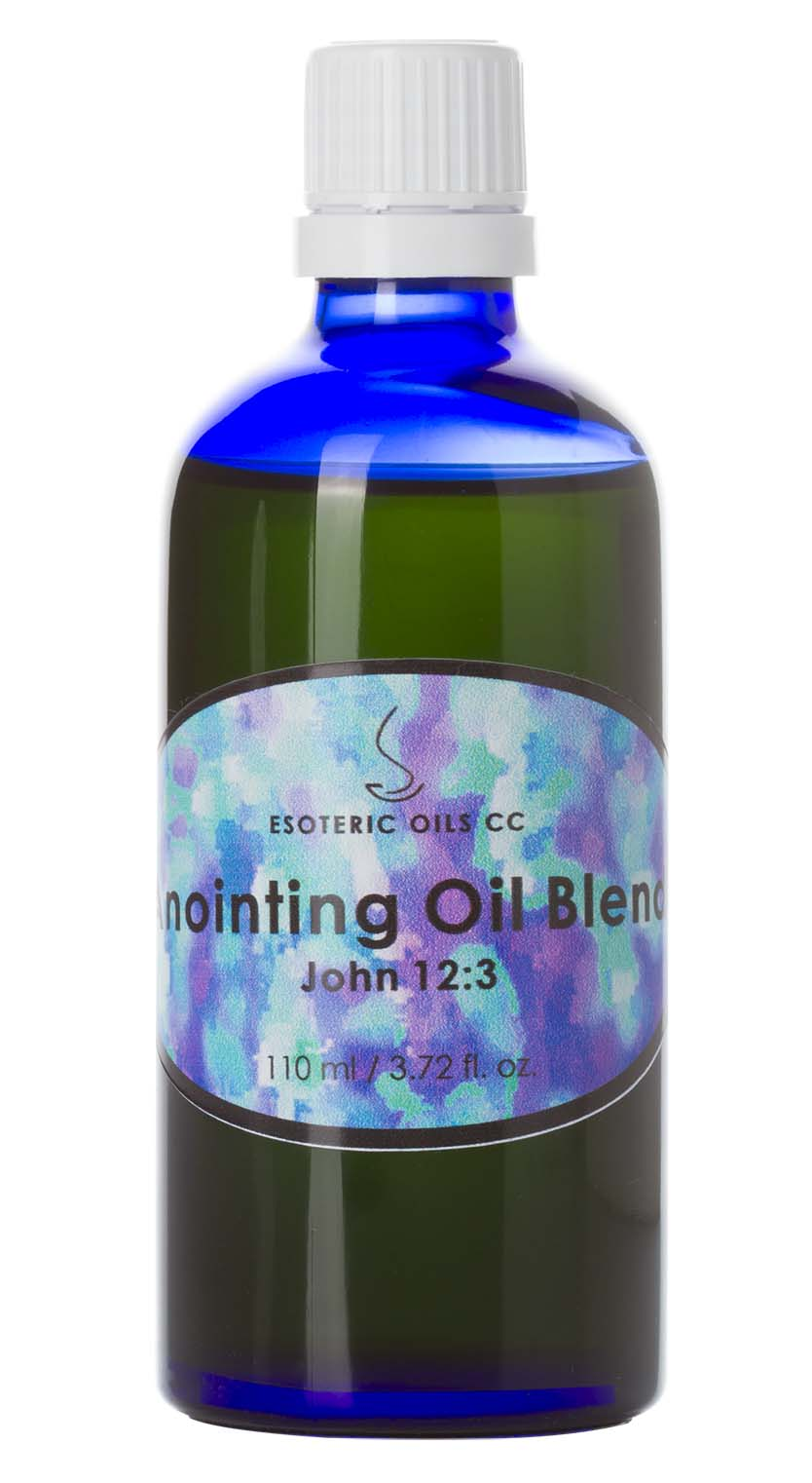 John 12:3 Anointing Oil