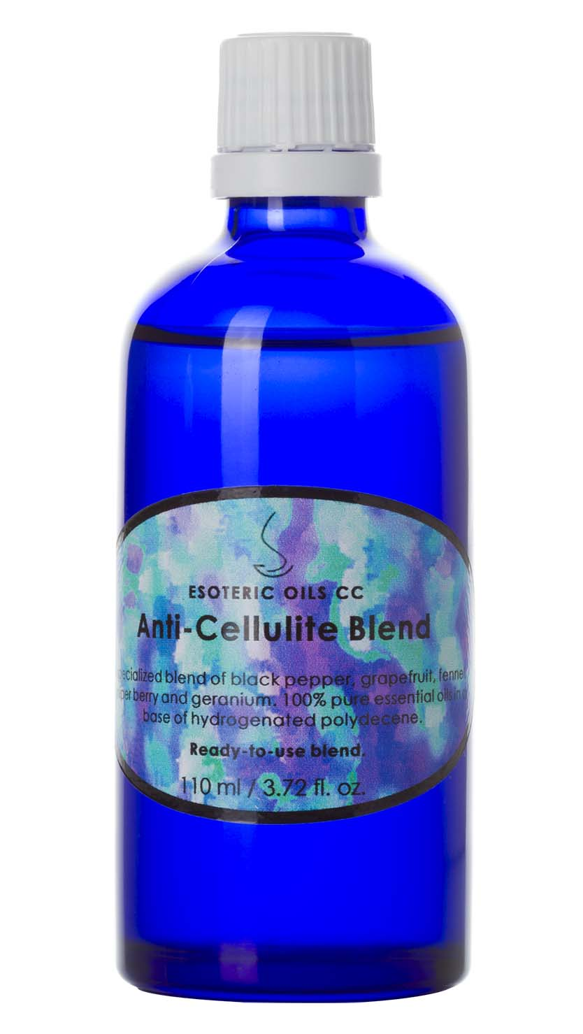 anti cellulite treatment oil