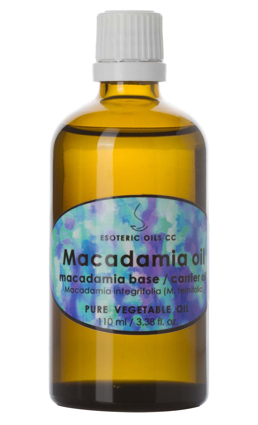 macadamia oil for body massage