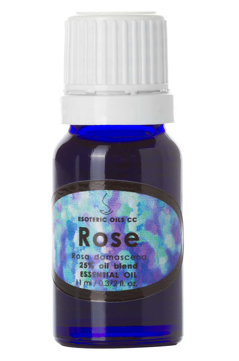 Rose essential oil - blend