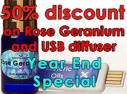 Year end 50% discount offer