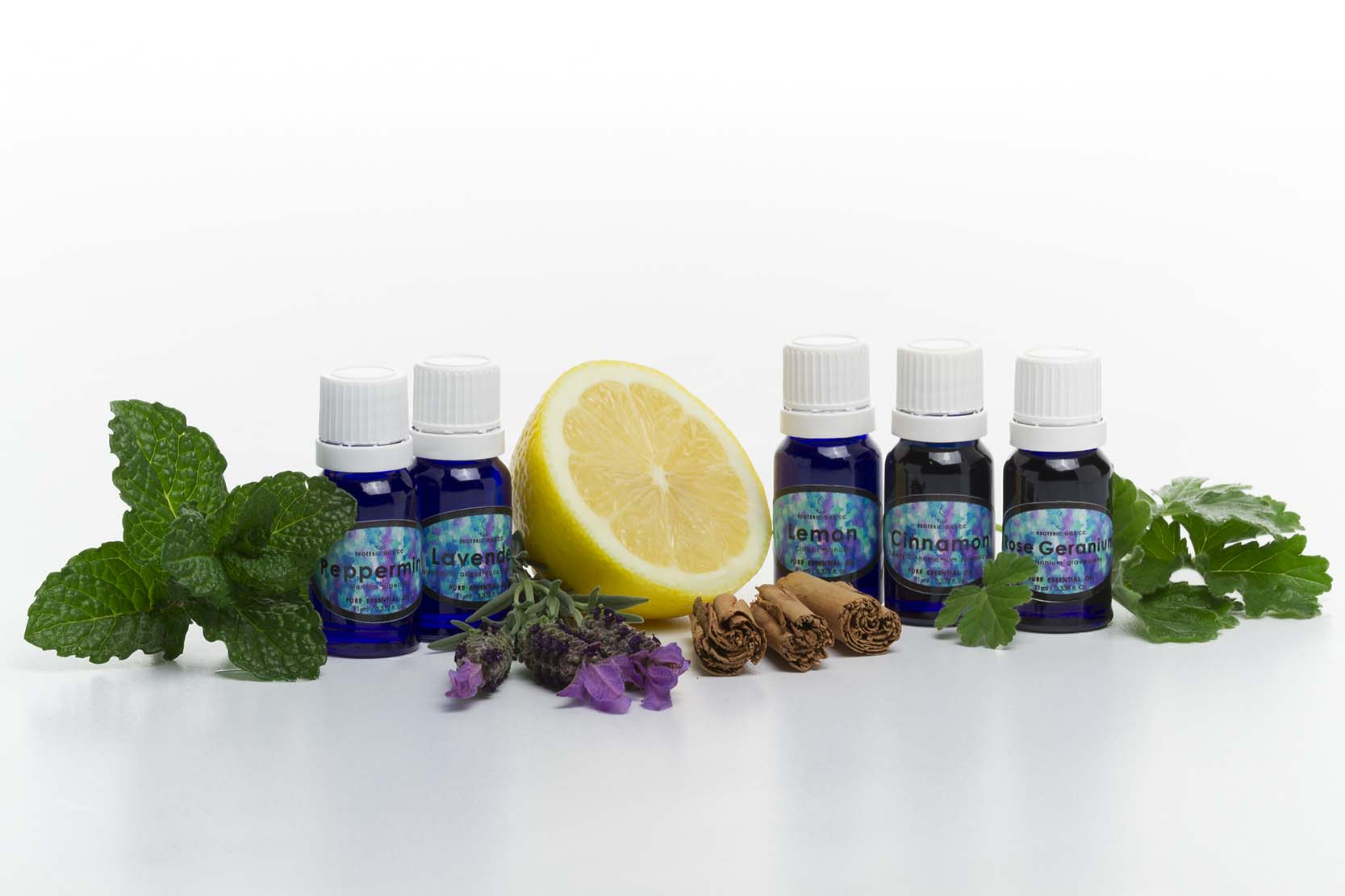 pure essential oils carrier oils pre-blended oil treatments